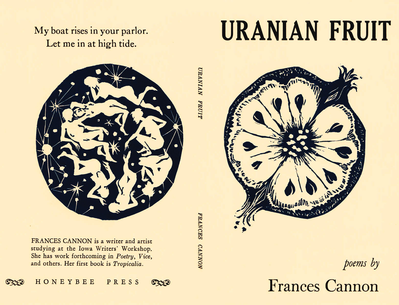 Uranian fruit pomegranate cover